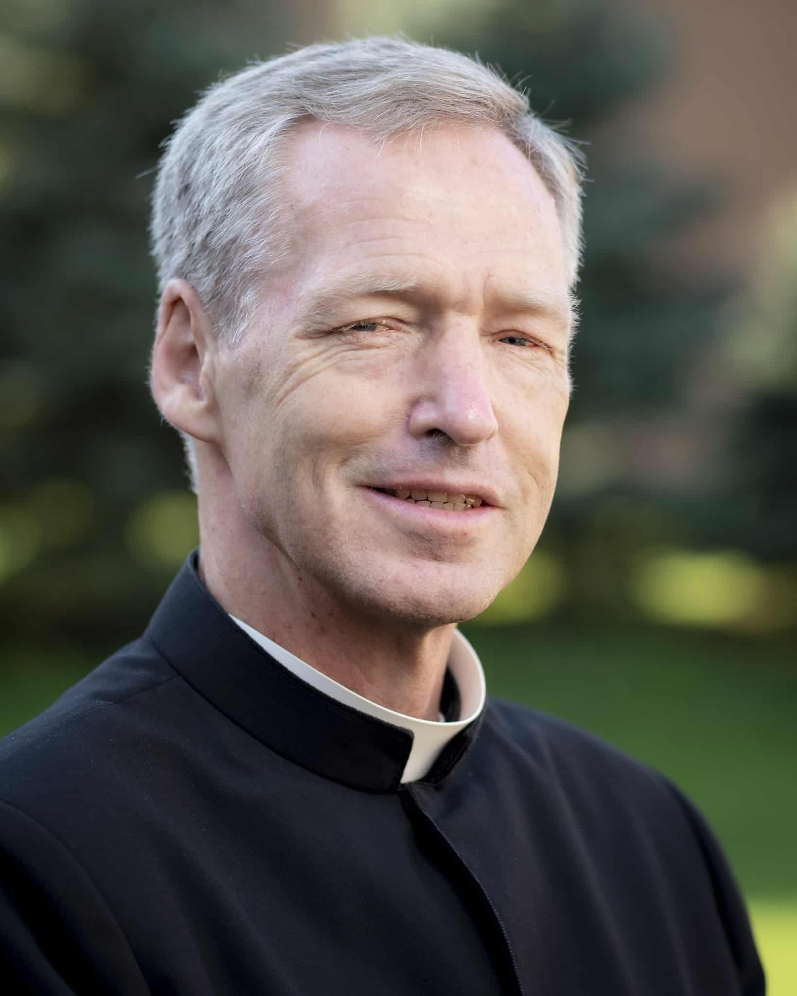 Fr. John Curran : Vocations Director